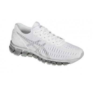 asics chaussure blanche