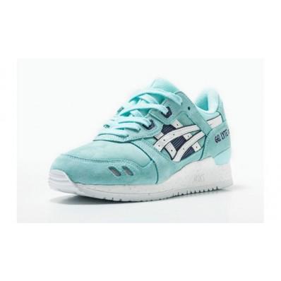 best sneakers 123cf e9d81 asics gel lyte 3 femme bleu turquoise