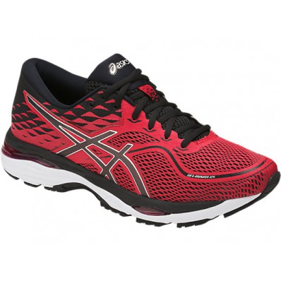 asics sneakers rouge