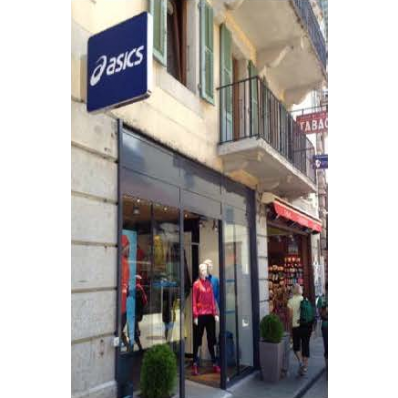 boutique asics paris