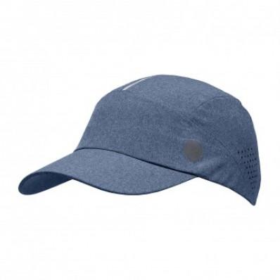 casquette asics bleue