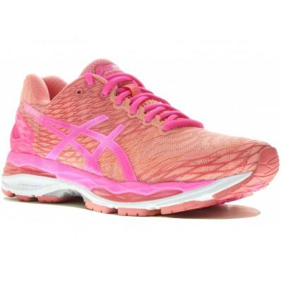 chaussure running femme asics nimbus