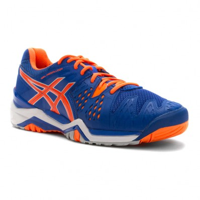 chaussures de tennis asics gel resolution 6