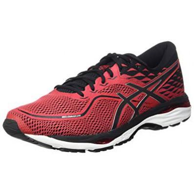 b6ab40760c6 chaussures running asics gel cumulus 19 homme rouge asics