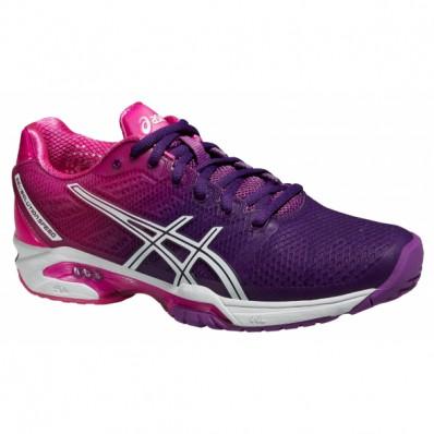 chaussures tennis femme asics