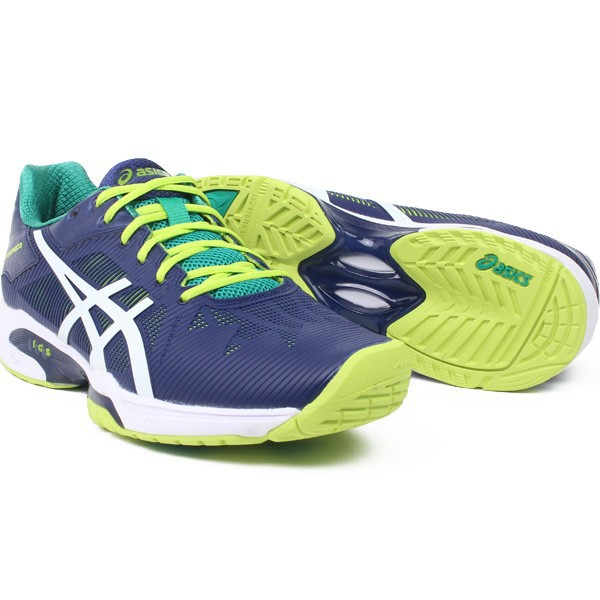 2c0a4a148027cb asics chaussures tennis gel solution speed homme
