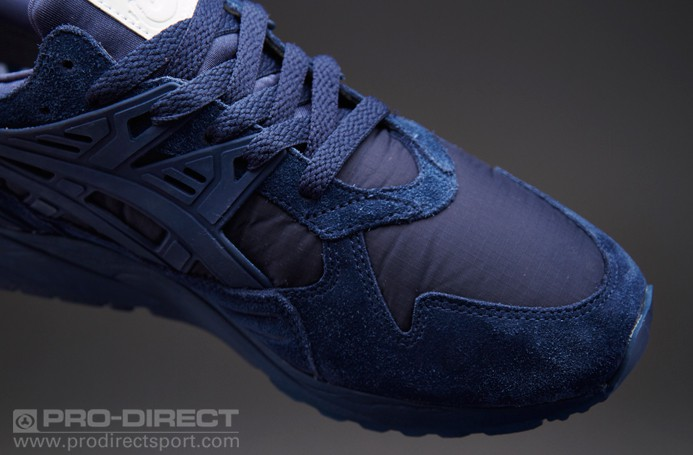 asics gel kayano trainer bleu