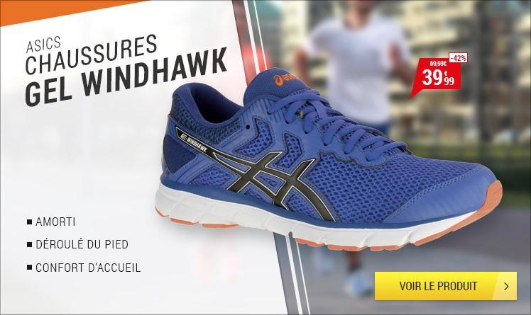 Chaussures Asics De Windhawk 39 Vente Gel Garçon Achat