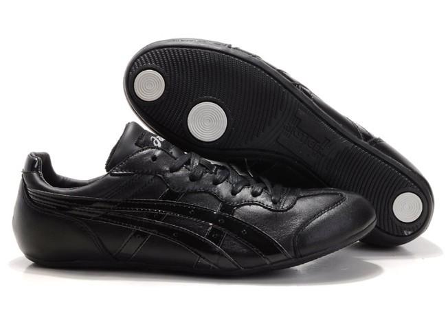 asics noir cuir