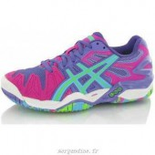 baskets asics tennis homme