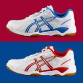 chaussure de tennis de table asics