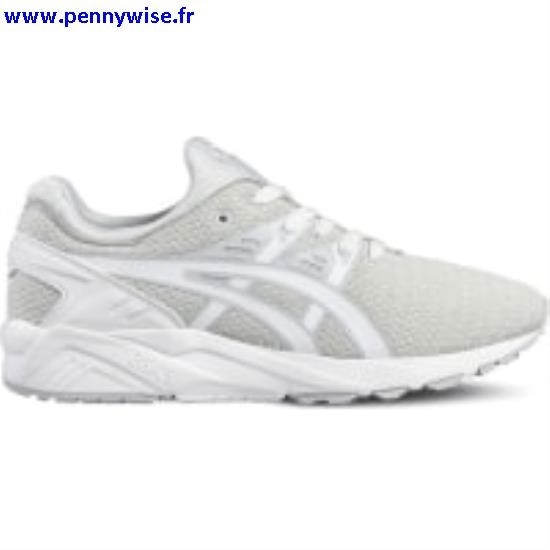asics blanche a point noir