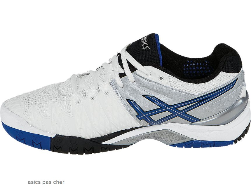 newest 70626 c0215 asics chaussure tennis homme